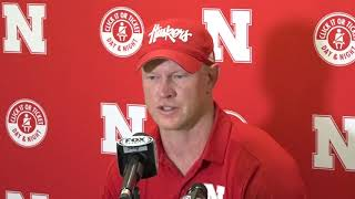 HOL HD: Scott Frost Colorado Post Game