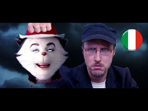 Cat In The Hat Review Nostalgia Critic