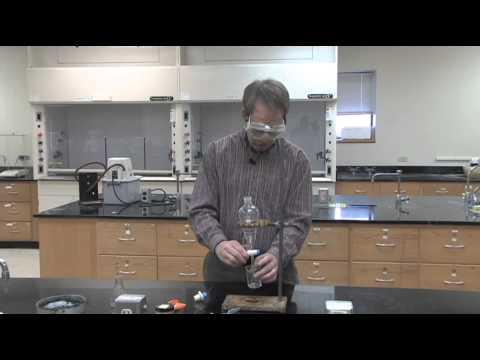 Re Activity of Halides Lab