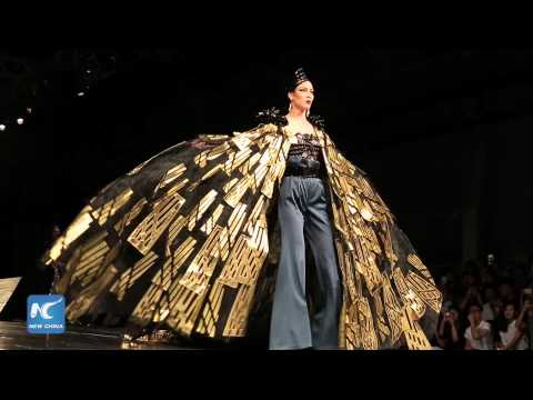 Glitz and glamour at PLITZS Fashion Week China