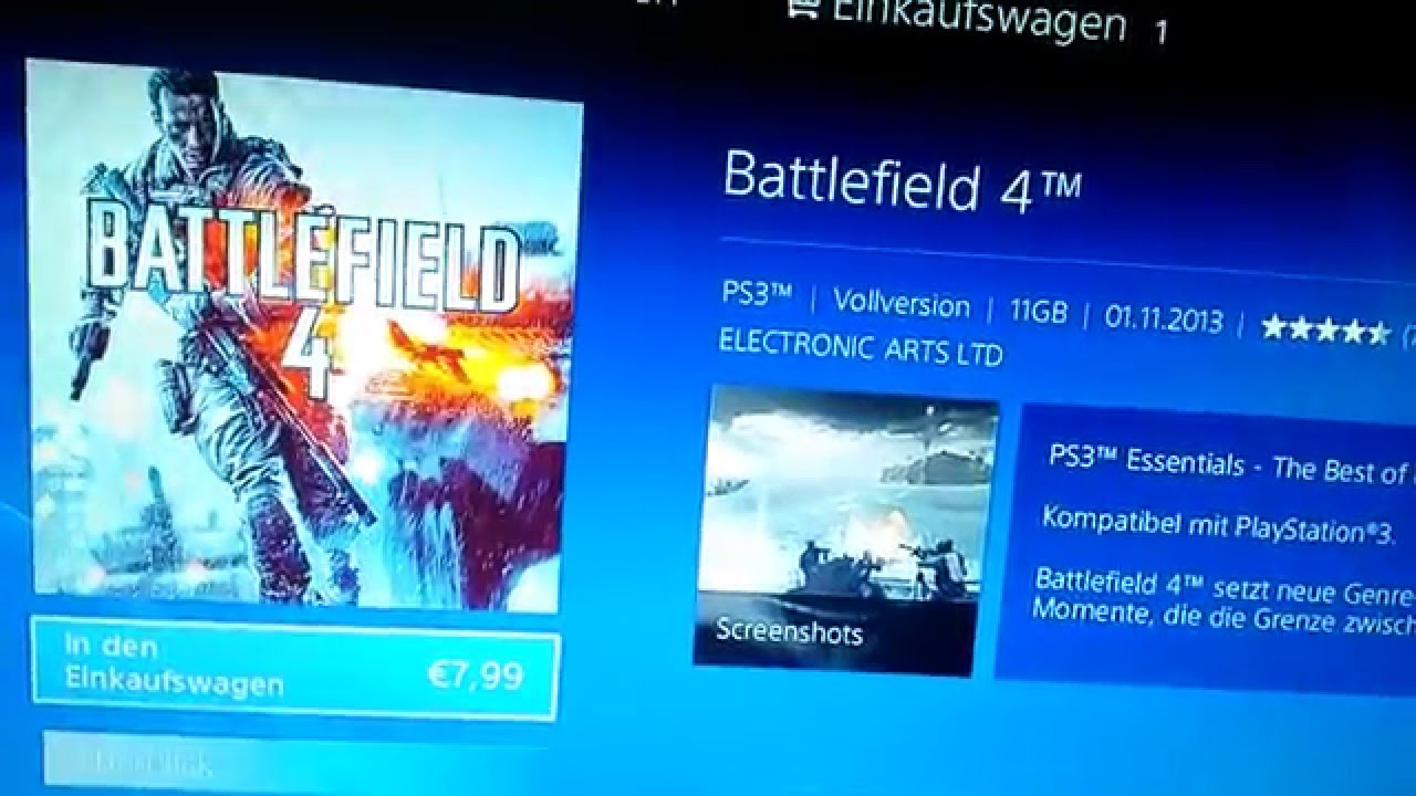 free games on ps4 glitch