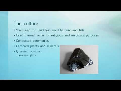 Yellowstone National Park Video Presentation
