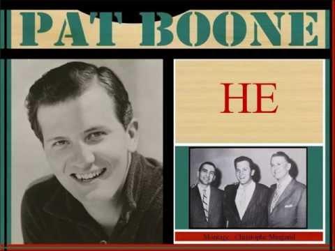 Pat Boone  He