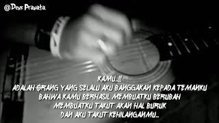 Gambar cover Karna Su Sayang Fingerstyle - Cover Denz Pranata (StatusWhatsApp)..!!
