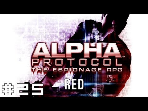 Alpha Protocol RED #25 - Damsel in Distress