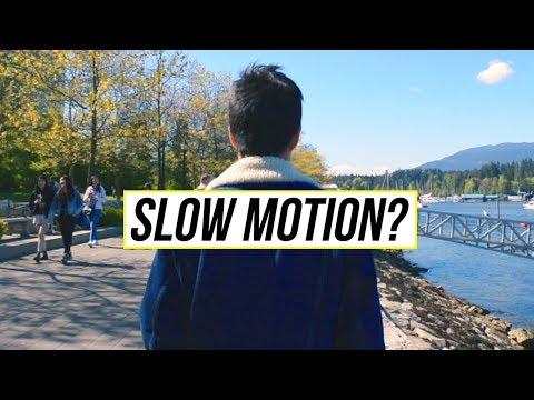 How To Shoot SLOW MOTION On Any DSLR? (Nikon D5200/D5300/D3400 SETTINGS)