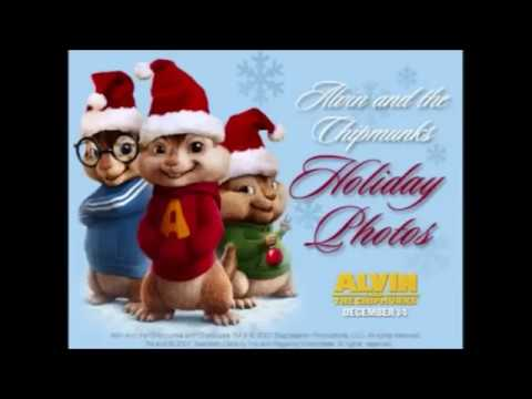 Original Voices of Alvin And The Chipmunks - Christmas Song - YouTube