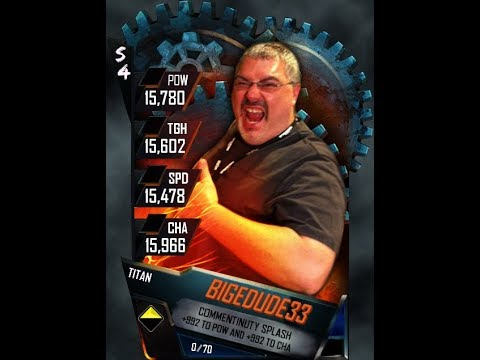 WRESTLEMANIA 34 TIER FREEBIE, LADDER, COUNTDOWN AND GIVEAWAY!!! WWE Supercard