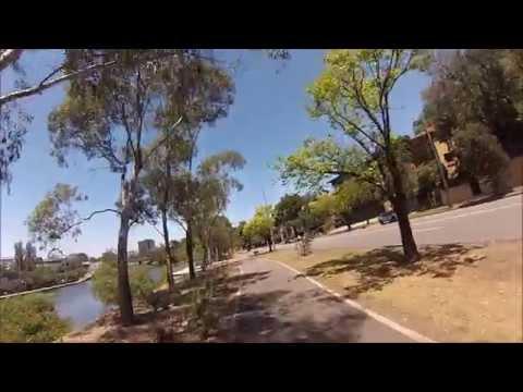 Bike ride - Yarra River