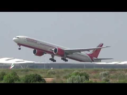 Plane Spotting at Bangalore International Airport - Part 2