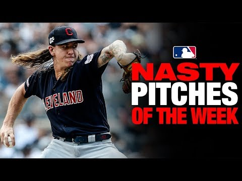 Nastiest Pitches of the Week (8/14 to 8/20) | MLB Highlights
