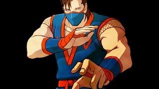 The King of Fighters XI: Eiji Kisaragi Combo Video!