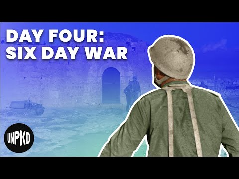 Day Four of the War | Six Day War Project