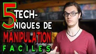 CHRIS : 5 Techniques de Manipulation Faciles