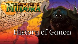 The History of Ganon