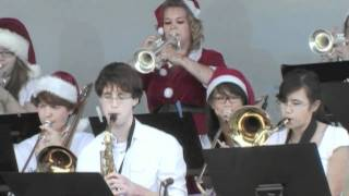 Tinsel Town 2010 Archive 2 KHS Band.mov