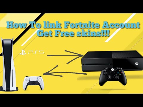 How To Link Your Xbox And Ps4 Account Together For Fortnite
