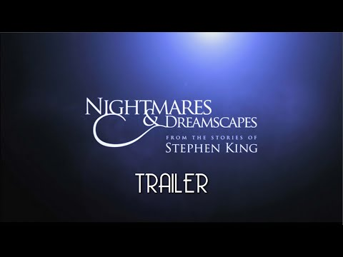 Nightmares & Dreamscapes: From the Stories of Stephen King Trailer Remastered HD