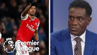 Instant reactions after Arsenal's win v. Everton | Premier League | NBC Sports