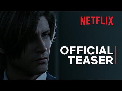 ' Resident Evil: Infinite Darkness' Teaser Trailer