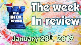 Week in Review - January 28th, 2019