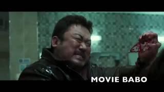 [범죄도시]마동석(마석도) vs 윤계상(장첸)
