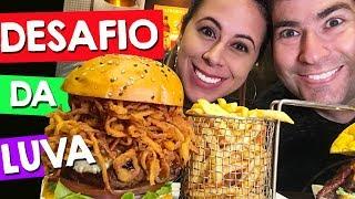 O hambúrguer mais SUCULENTO que já comemos - Filhos da Mãe