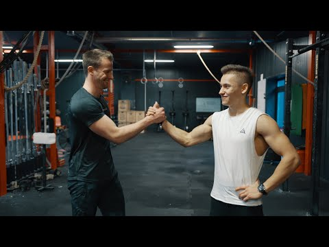 HE GOT NEW CALISTHENICS SKILL IN ONLY 48 HOURS! - Workout with my Trainee