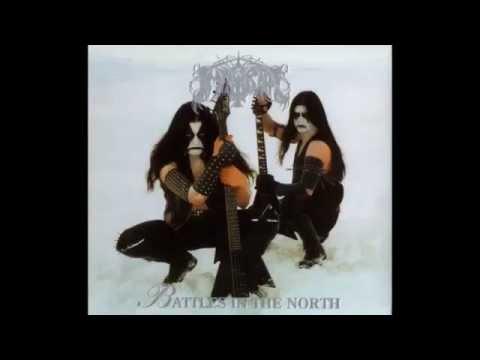 Клип Immortal - Throned By Blackstorms