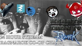 24 Hour Stream - Ragnarok Co-Op Chaos - YouTubers against the World