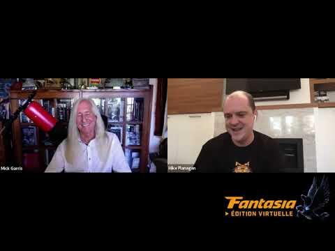 [ Fantasia 2020 ] Mike Flanagan on Literary Adaptations and Personal Horror Creation