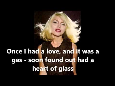 Heart of Glass  BLONDIE with lyrics