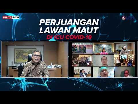 Live Forum - Perjuangan Lawan Maut di ICU COVID-19