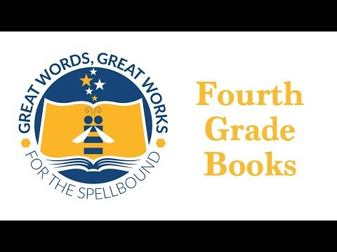 2018 Great Words, Great Works - Fourth Grade Books