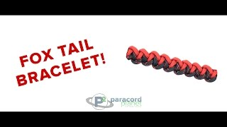 Video How To Make A Fox Tail Paracord Bracelet download MP3, 3GP, MP4, WEBM, AVI, FLV Mei 2018