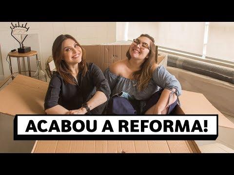 Diário da reforma 4: toques finais e decoração! | Lu Ferreira