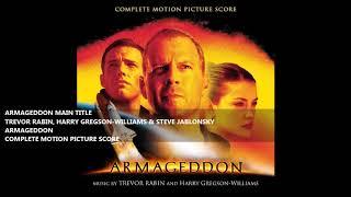 Armageddon Main Title - Trevor Rabin, Harry Gregson-Williams & Steve Jablonsky