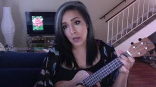 ukulele cover of elvis presley i can t help falling in love with you