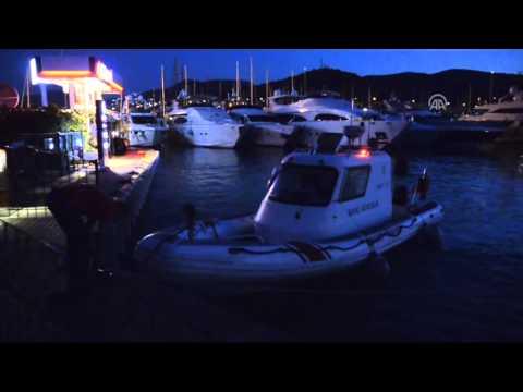 Illegal immigrants caught in Aegean sea
