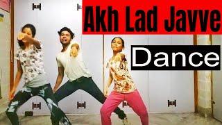 Akh Lad Jaave || Dance Choreography || Loveratri |Warina Hussain |Badshah, Tanishk Bagchi,Jubin N,