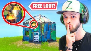 Season 6 SECRET loot...