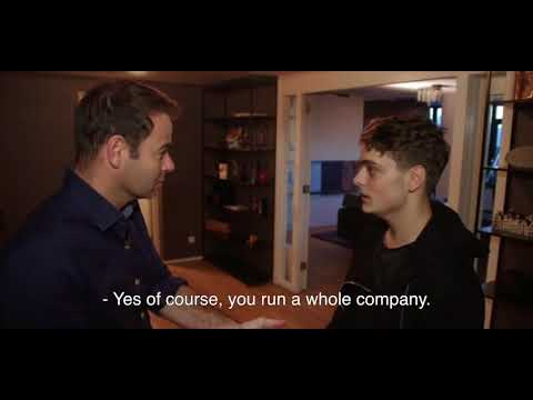 Martin Garrix House Tour + Interview
