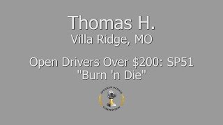 Speaker Design Competition - Over $200: Thomas H. Burn