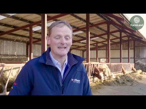 Deputy president of the Ulster Farmers' Union David Browne