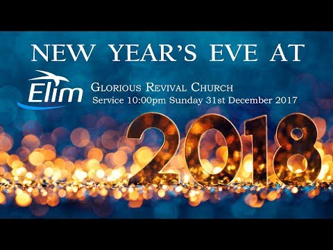 NEW YEAR SERVICE 2018 – (HD) LIVE - YouTube