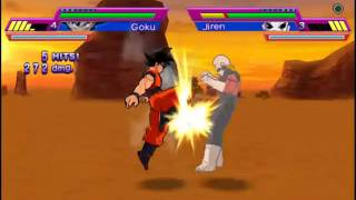 SAIU!!! Dragon Ball Z Shin Budokai 5 v6 (War of Gods)