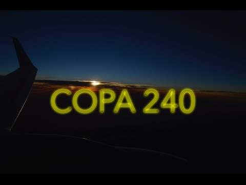 Boeing 737-800 | COPA AIRLINES | PTY-MCO | Panama-Orlando