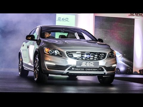 Volvo S60 Cross Country Launched In India; Priced at Rs. 38.9 Lakh