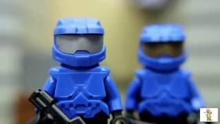 LEGO МУЛЬТИК! ВОЙНА RED VS BLUE!