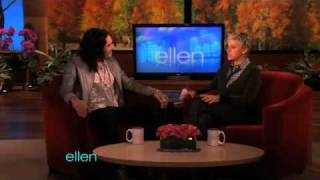Russell Brand Brings the Laughs